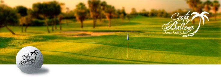 El campo de golf de Costa Ballena-Rota