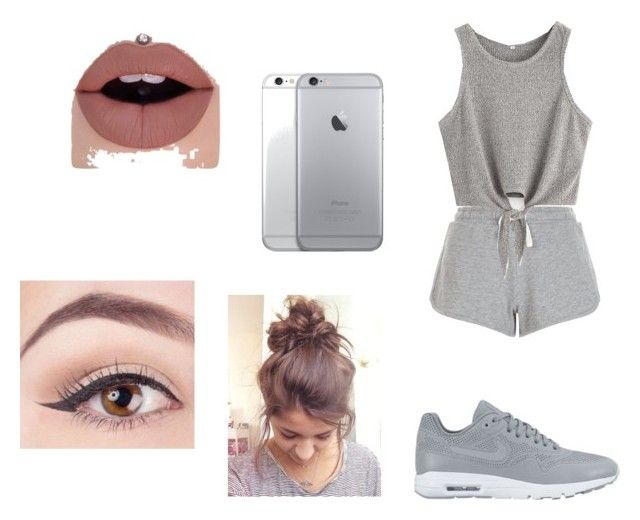 """💚"" by adine233 on Polyvore featuring interior, interiors, interior design, home, home decor, interior decorating, New Look and NIKE"