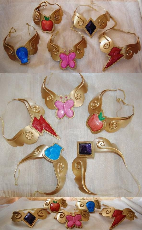Elements of Harmony - Love it! I so want these...