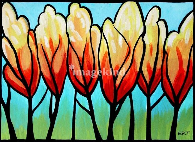 Sunglow by artist | Elizabeth Robinette TyndallElizabeth Robinett, Robinett Tyndall