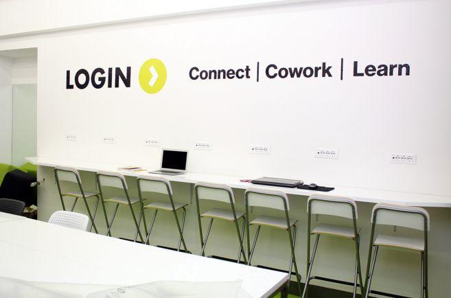 Spazio di coworking a Torino, presso Enter. Affiliato a Rete Cowo®- Coworking Network. Info: http://CoworkingProject.com