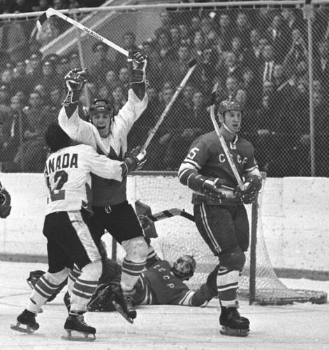 Paul Henderson never tires of taking about the Summit Series and The Goal #hockey