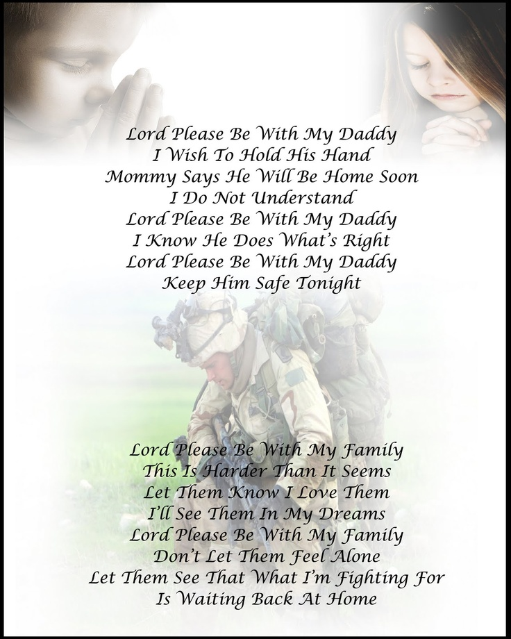 The Soldiers Prayer Family prayer quotes, Home quotes