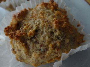 Low Carb Haselnuss Muffins