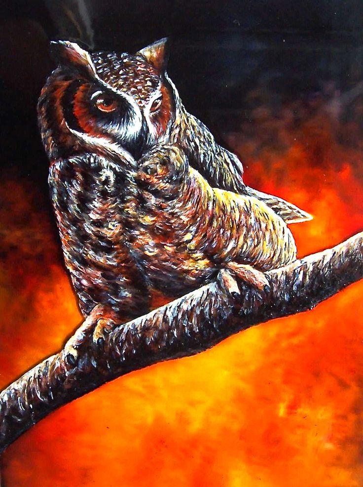 Owl - Bagoly