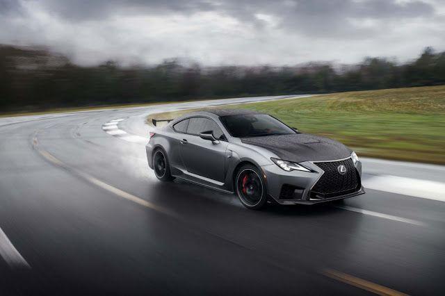 2020 Lexus Rc Review In 2020 Lexus Truck Lexus Coupe Sports Coupe
