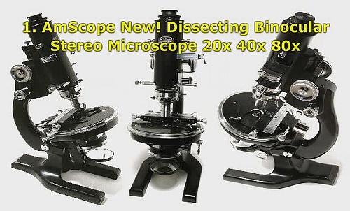 Microscope with camera