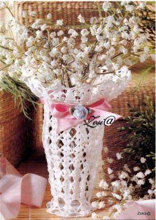 Вязание крючком — сердечки, вазочки, салфетки, игрушки …   Мои рукодельки