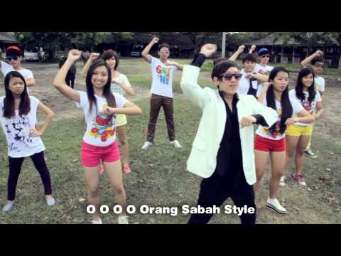 Orang Sabah Style - Gangam Style parody. Sabah is one of 13 member states in Malaysia located on the East. Its most famous destination is Mount Kinabalu.