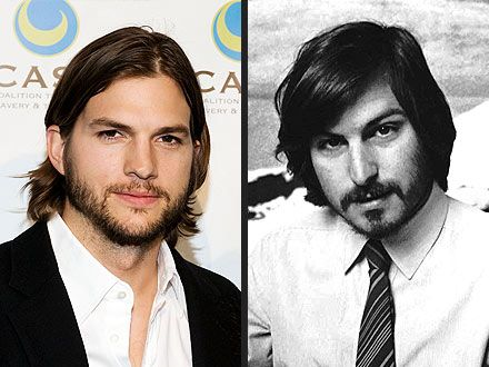 From @People magazine - Ashton Kutcher as Steve Jobs: What Do You Think?