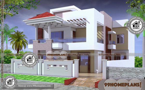 Homes Models And Plans 70 Best Double Story House Designs Plans Model House Plan House Design Indian House Plans