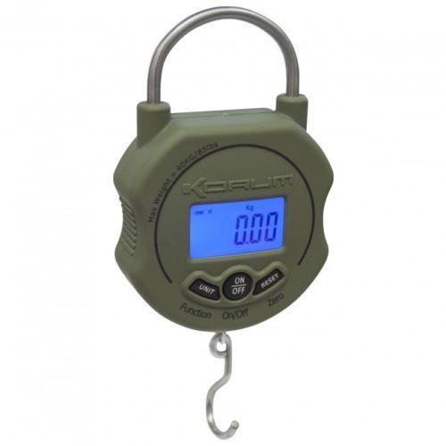 Korum-NEW-Digital-Scales-Carp-Fishing-Weigh-Scales
