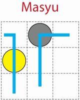 printable Masyu puzzles