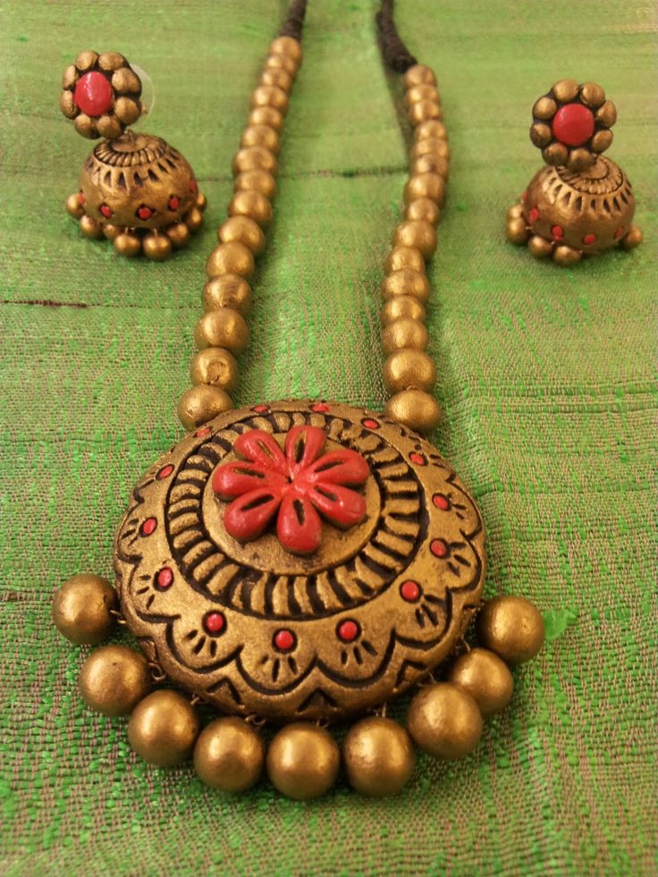 indianbijou-jewellery-terracotta.jpg (1200×1600)