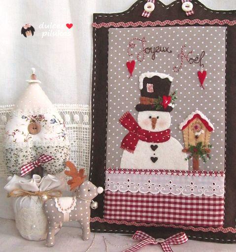 dulces pilukas: Joyeux Noël