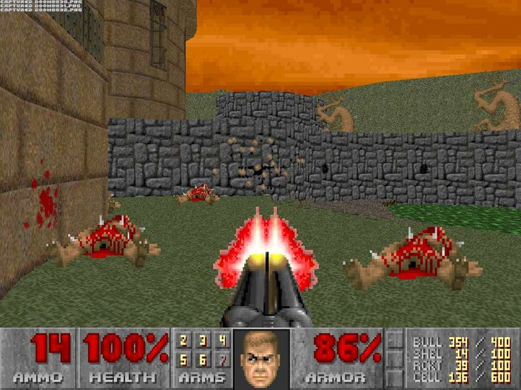 how to jump in doom 1