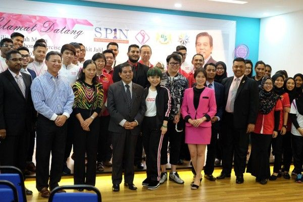 MS SYMPHONY EXERCISE CLINIC BY MONSPACE LAUNCHES