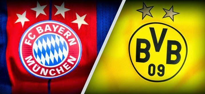 YourBetsAcademy: Taça DFB Pokal - Bayern Munchen - Borussia Dortmun...