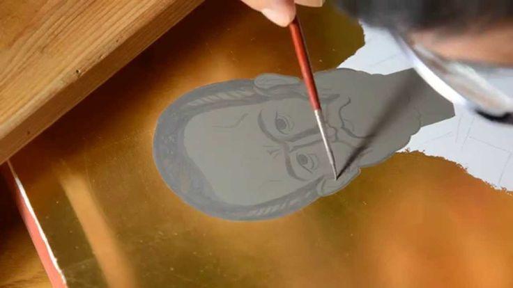 Byzantine Iconography - St Nicholas 1/4
