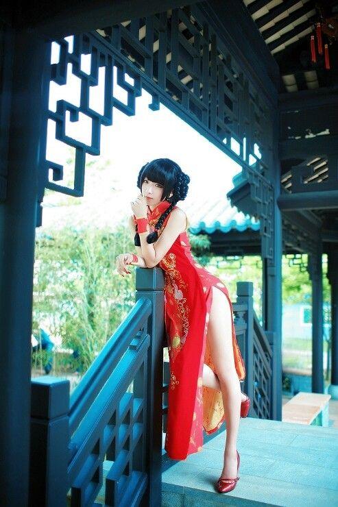 DOA Lei Fang cosplay
