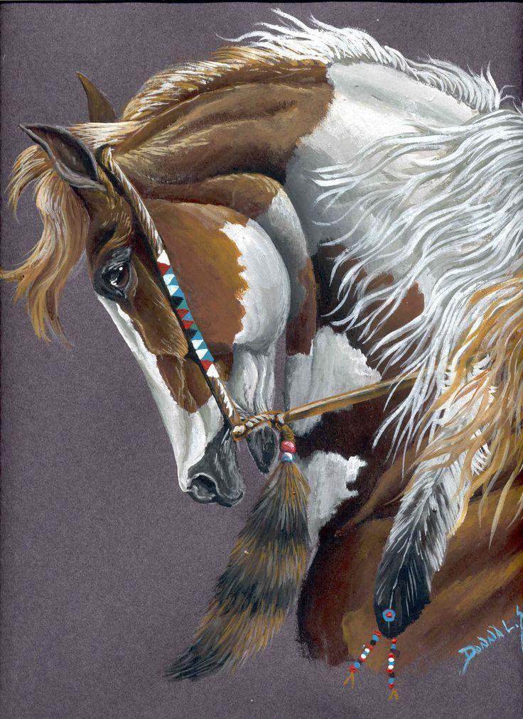 Native American Pony