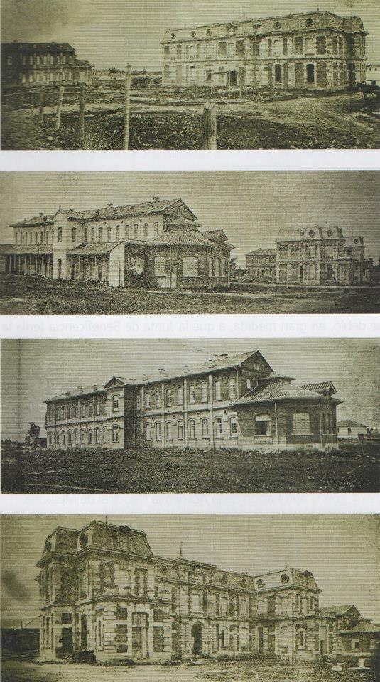 Hospital san juan de Dios, bogota siglo xx