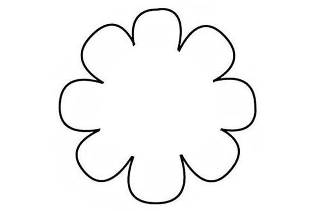 69 Best Images About Flower Templates On Pinterest