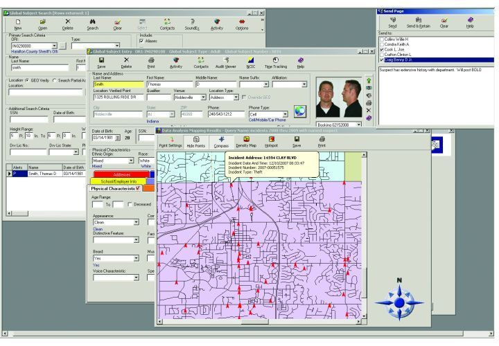 Photo #1 - Law Enforcement Software - Photo Gallery - POLICE