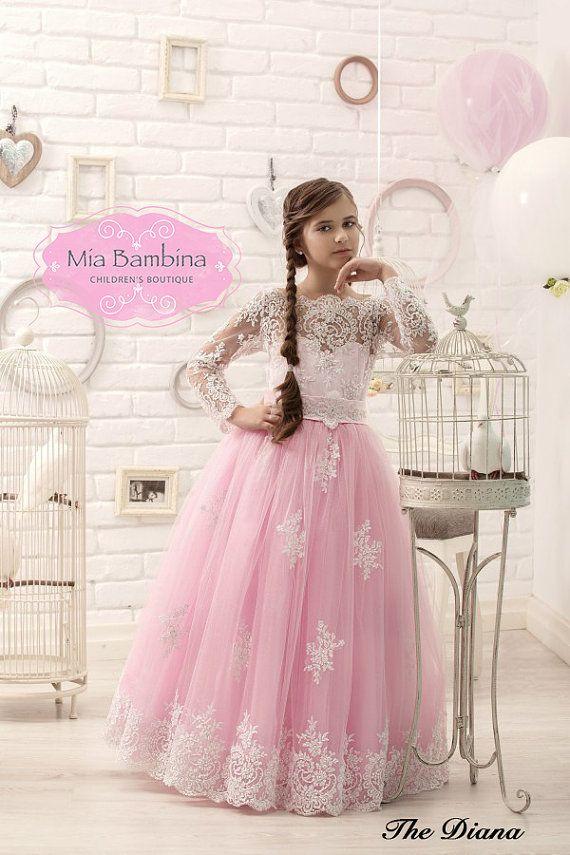 379 best Vestidos images on Pinterest | Little girl outfits ...