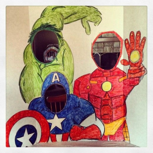 14 Avengers Birthday Party Ideas for Superhero Lovers – Diy Food Garden & Craft Ideas