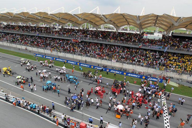 Sepang International Circuit - MotoGP 2010 : Race Day