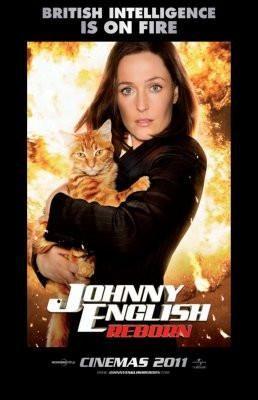 Johnny English Reborn Movie Poster Puzzle Fun-Size 120 pcs