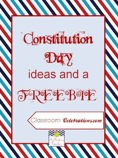 Constitution Day FreebieFreebies, Constitution September17, Schools Stuff, Education Schools, Celebrities Constitution, Classroom Celebrities, Fall Theme, Social Study, Constitution Day