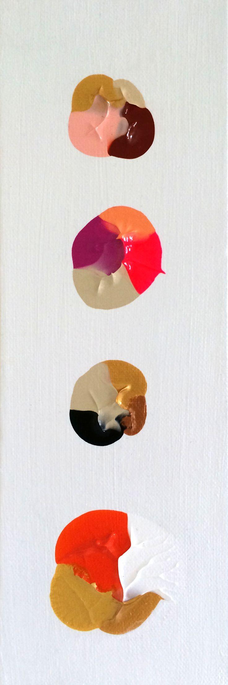 1392 best lab colour images on pinterest color combinations color canvas drop splotches press between 2 canvas have a set color quads logan ledford nvjuhfo Gallery