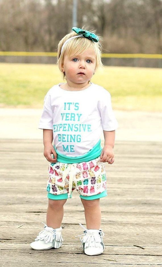 Funny Toddler Shirt / Toddler Tee / Expensive Being Me / Kids