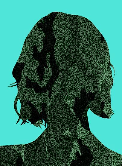 The new Army regulation that may pose as a threat to natural-haired female soldiers.  http://r29.co/2rlNa1n