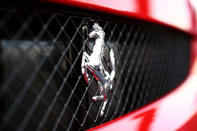 Ferrari by Mohammed Nairooz, via Flickr