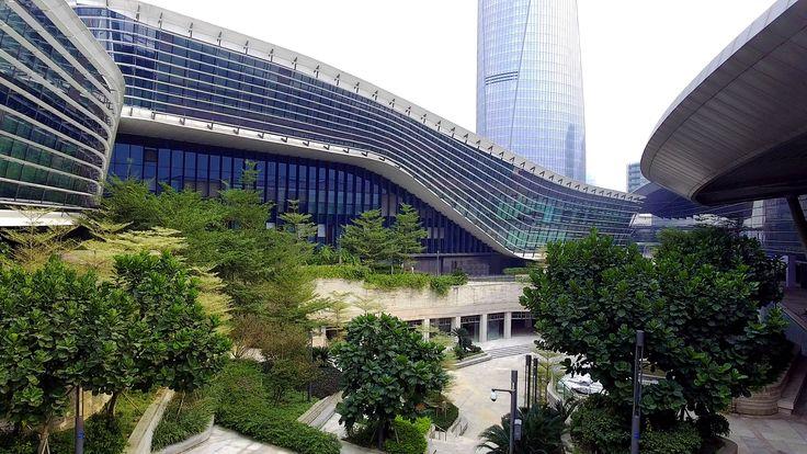 10 Design - Shizimen Central Business District