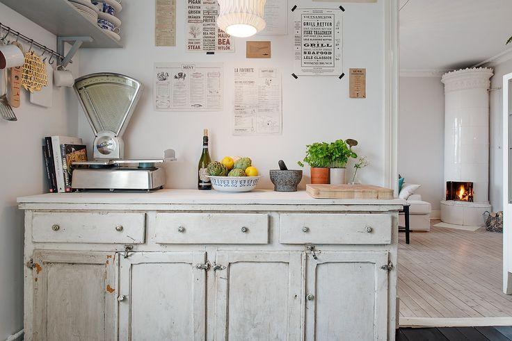 lovely kitchen | alvhemmakleri