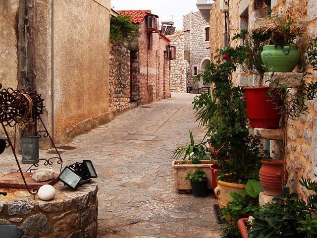 Areopoli, Peloponnisos, Greece