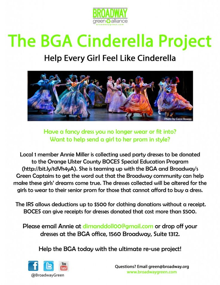 Be someone's fairy godparent with this great initiative!
