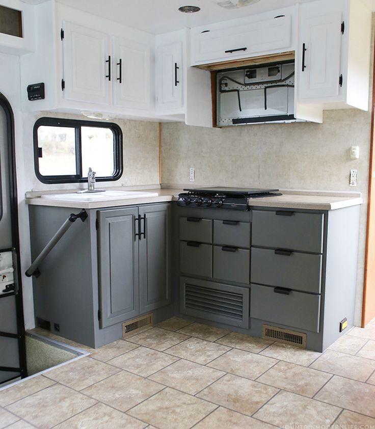 Best Way To Update Kitchen Cabinets: 25+ Best Ideas About Rv Cabinets On Pinterest