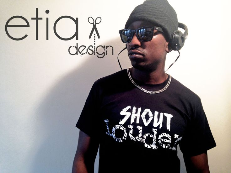 Shout Louder, with Etia Design….The world needs us to stand up, discrimination of any sort should be abolished, we should all live a happy life, we know for a fact its possible( Equality)