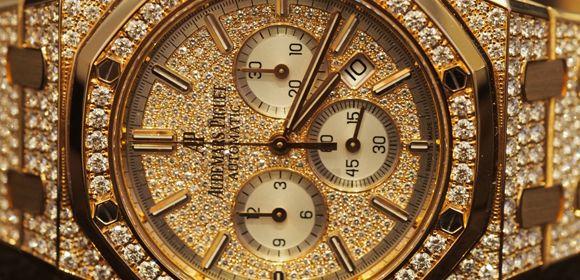 Luxury watches for women: Audemars Piguet new piece, diamonds are women best friends, luxury watch, Salon International de la Haute Horlogerie, luxurious piece, brilliant-cut diamonds, pink gold case, Watch brands, Basel Shows