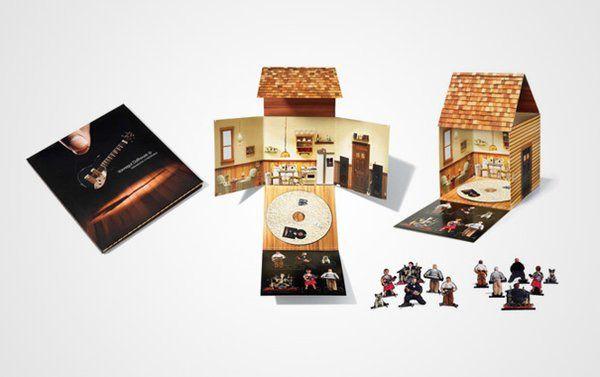 IXO - CD's Packaging