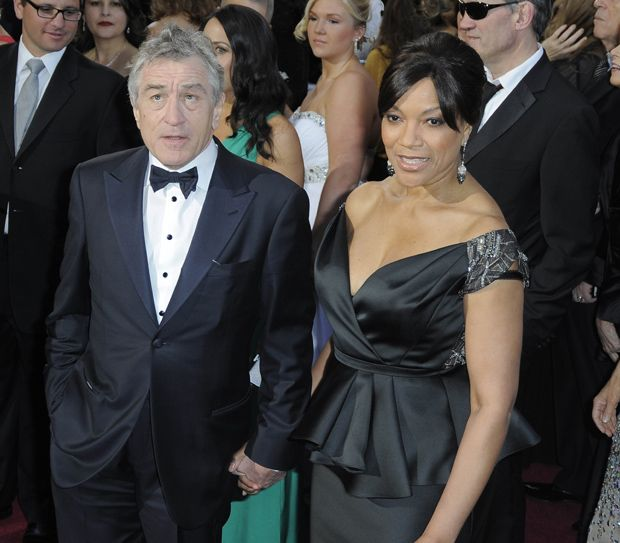 Robert De Niro's Wife, Grace Hightower, Flirting With Every Guy In Sight? | RumorFix