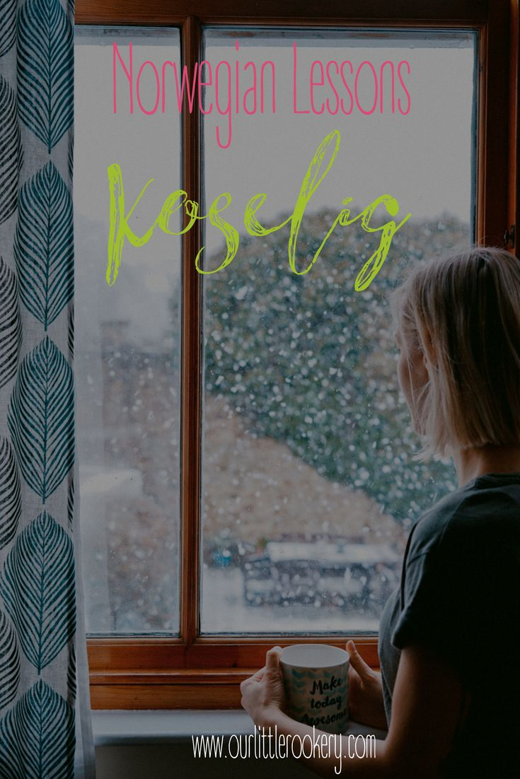 Do you hygge? Maybe it's time to make your life more koselig, like they do in Norway.