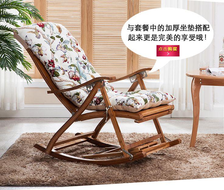 17 mejores ideas sobre sillas de bamb en pinterest for Mecedora terraza