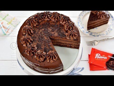 Tort amandina / Tortul copilariei | JamilaCuisine - YouTube