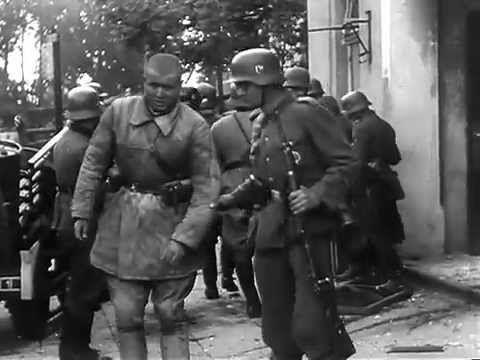 Deutsche Wochenschau 1941- Überfall auf die Sowjetunion